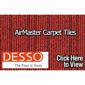 Desso Airmaster Carpet Tiles