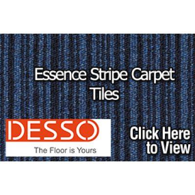 desso essence stripe 1 blue carpet tiles