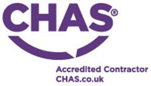 CHAS Accredited Contractor Logo 300