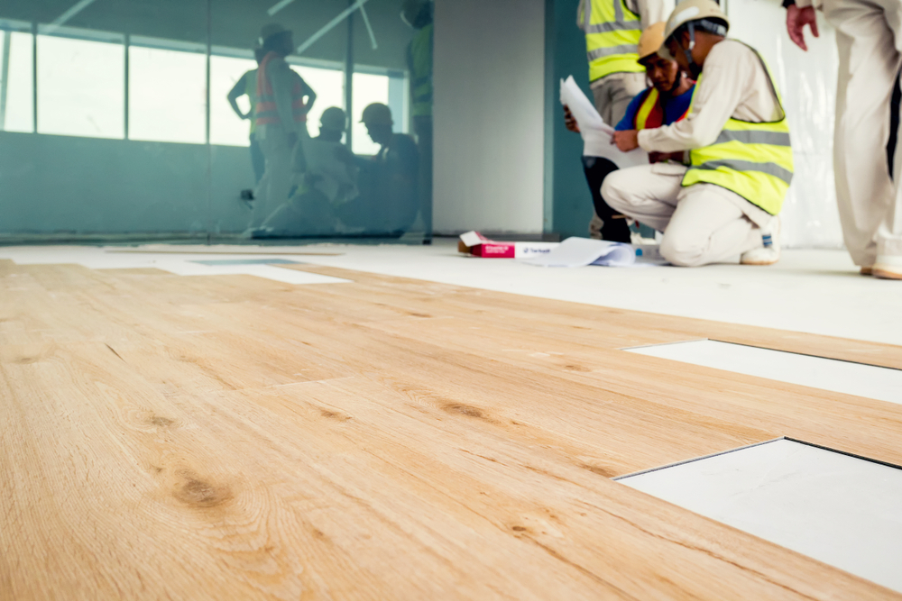, Top 5 benefits of vinyl flooring