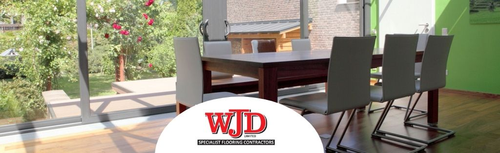 Conservatory flooring at WJD flooring