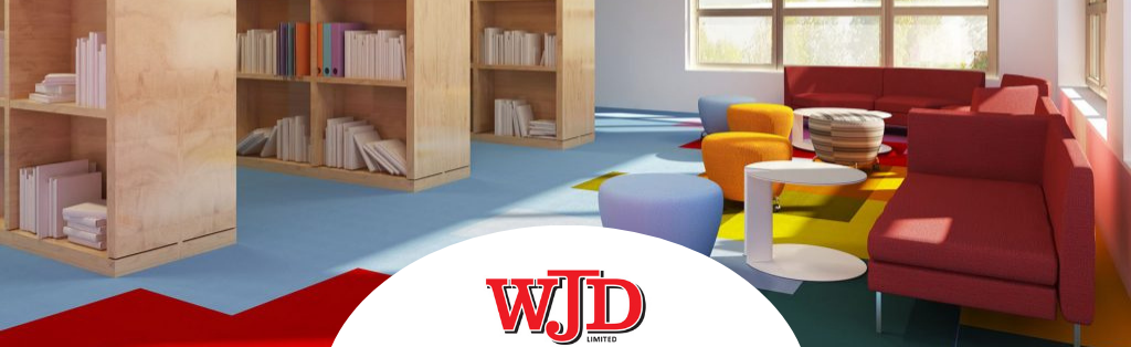 Where to Use Heckmondwike Carpet Tiles